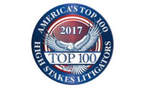Denise Bradshaw-America's top 100 High Stakes Litigators