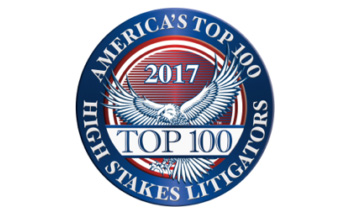 Denise Bradshaw-America's top 100 High Stakes Litigators