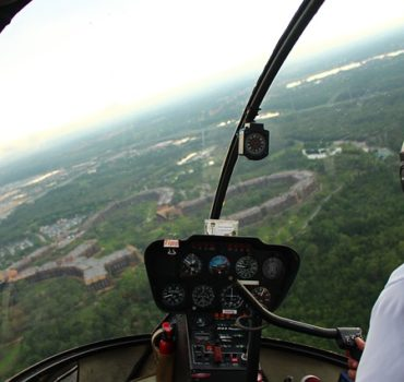 Americans Are Afraid as Passenger Drones Take to the Sky