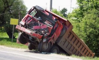Recent Truck Crashes on Route 766 Near...