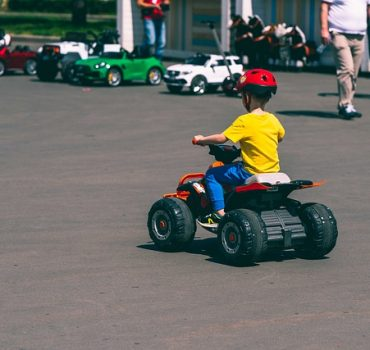 Should You Steer Clear of Motorized Ride-on Toys this Christmas?