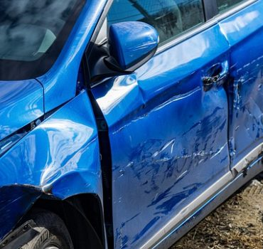 Were You Injured in a Broadside Collision?