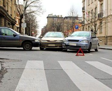 Multi-Vehicle Pileup: Who's at Fault?