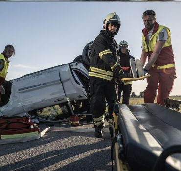 First Responder Training Could Reduce the Risk of Secondary Accidents
