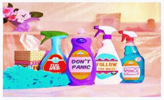 Your Spring Cleaning Products May Not Be as Safe as You Think