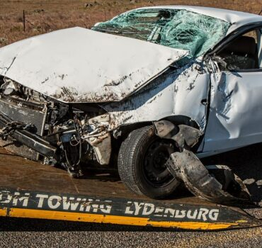 Who Pays for the Tow Truck After a Crash?