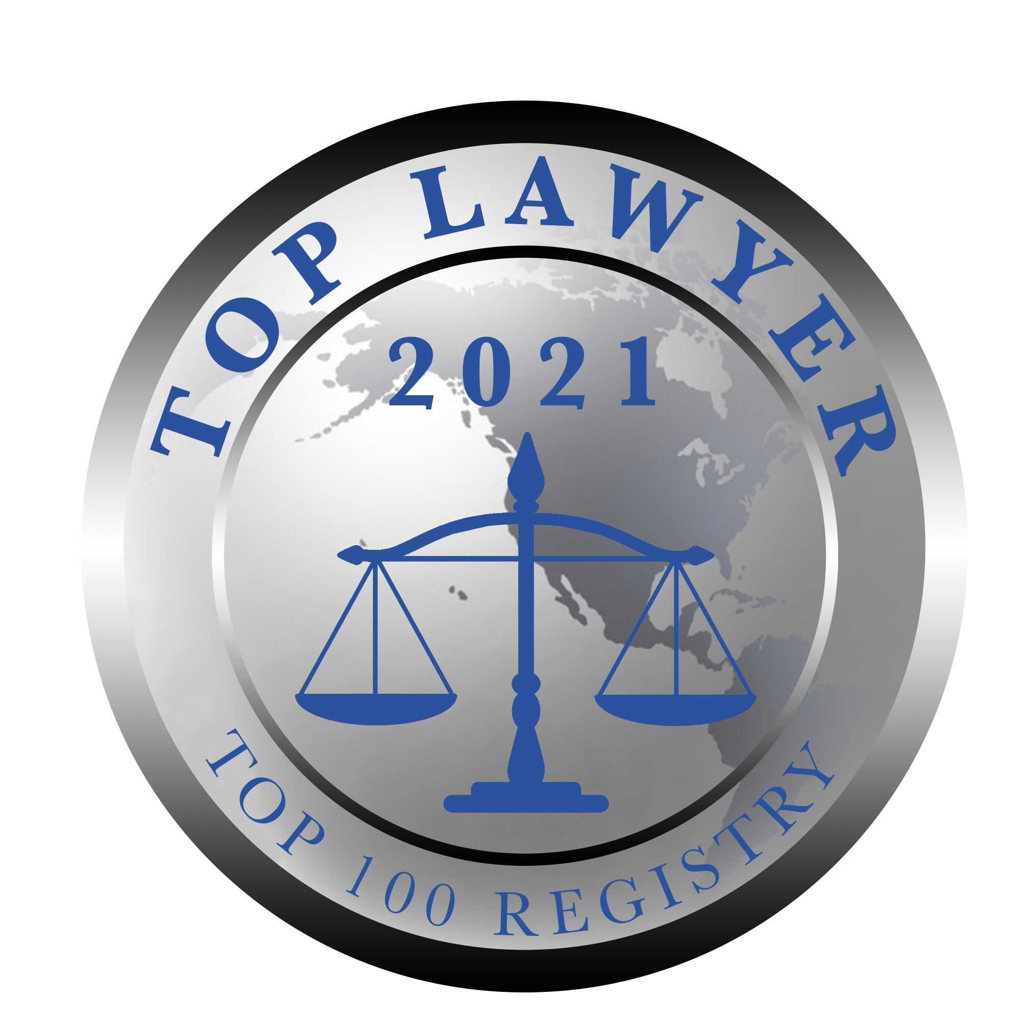 Top 100 Lawyer - 2021 Badge